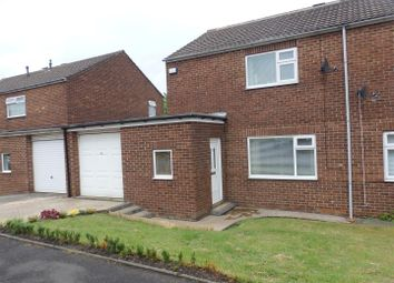 Thumbnail 2 bed semi-detached house for sale in Rosa Street, Spennymoor