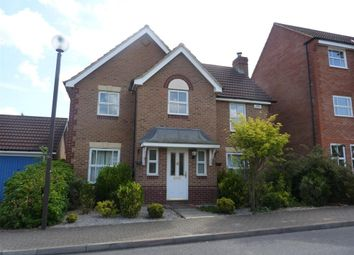 Thumbnail 4 bed detached house to rent in St. Ives Crescent, Tattenhoe, Milton Keynes