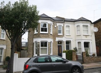 Thumbnail 3 bed semi-detached house to rent in Salcott Road, Battersea, London