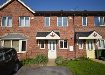 Thumbnail 2 bed town house to rent in Went Avenue, Snaith, Goole