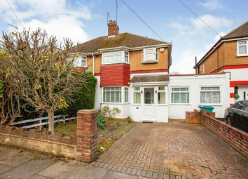 Thumbnail 3 bed semi-detached house for sale in Hillingdon Road, Watford