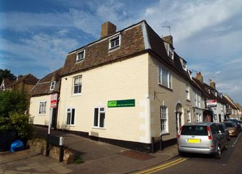 Thumbnail 1 bedroom flat for sale in High Street, Huntingdon, Cambs
