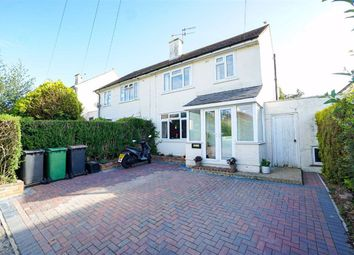 Thumbnail 3 bed semi-detached house for sale in Dymond Road, St. Leonards-On-Sea, East Sussex