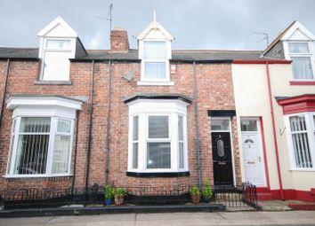 Thumbnail 2 bed terraced house for sale in Beachville Street, Sunderland