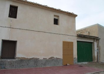 Thumbnail 3 bed country house for sale in Jumilla, Murcia, Spain