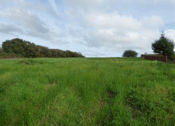 Thumbnail Land for sale in Pontyates, Llanelli