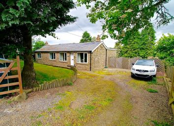 Thumbnail 3 bed detached bungalow for sale in Gunnerton, Hexham