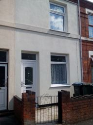 Thumbnail 1 bed terraced house to rent in Stoney Stanton Road, Coventry
