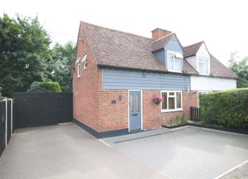 Thumbnail 2 bed cottage for sale in Abbey Street, Thorpe-Le-Soken, Clacton-On-Sea