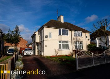 Thumbnail 3 bed semi-detached house for sale in St Albans Road East, Hatfield