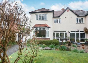 4 bed semi-detached house for sale in Coppice Road, Finchfield, Wolverhampton WV3