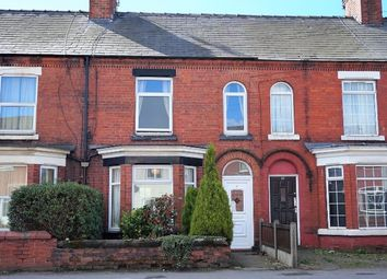 Thumbnail 4 bed terraced house for sale in Middlewich Road, Northwich