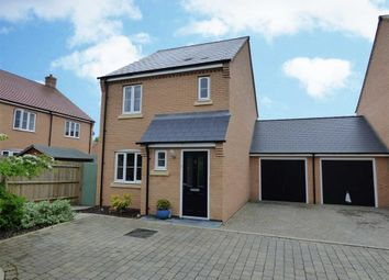 Thumbnail 3 bed detached house for sale in Claydon Gardens, Daventry