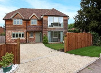 Thumbnail 4 bed detached house for sale in Old Bowry Gardens, 38B Station Road, Wraysbury, Berkshire