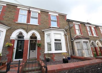 Thumbnail 3 bed terraced house for sale in Princes Avenue, Caerphilly