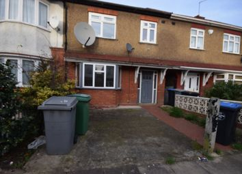 Thumbnail 3 bed terraced house for sale in St. Raphaels Way, London
