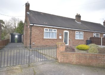 Thumbnail 2 bed bungalow for sale in Greenfield Lane, Frodsham