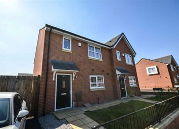 Thumbnail 3 bed semi-detached house to rent in Darley Avenue, Chorlton, Manchester