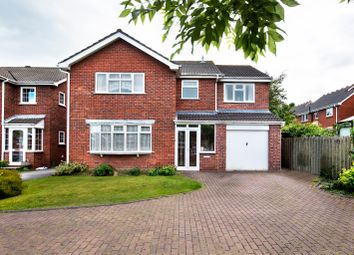 Thumbnail 5 bedroom detached house for sale in Melmerby, Wilnecote, Tamworth