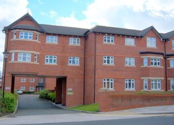 Thumbnail 2 bed flat to rent in Elm Court, Village Road, Bebington
