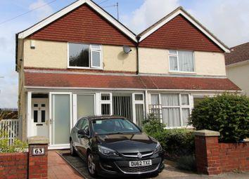 Thumbnail 3 bed property to rent in Alfriston Road, Seaford
