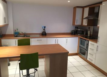 Thumbnail 2 bed flat to rent in Livery Street, Napolean House, Leamington Spa