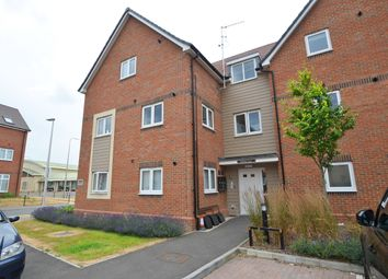 Thumbnail 2 bed flat for sale in Chandos Court, Tainter Close, Rugby