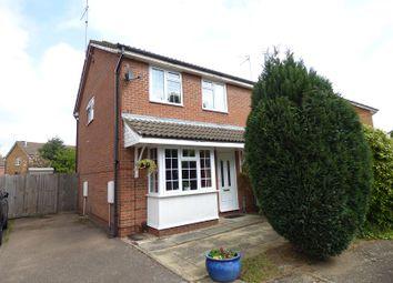 3 bed semi-detached house for sale in Flamborough Close, Woodston, Peterborough, Cambridgeshire. PE2
