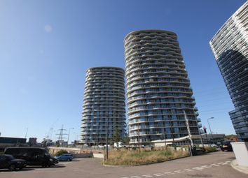 Thumbnail 1 bed flat to rent in Hoola East Tower, Tidal Basin Road, Royal Docks