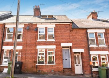 Thumbnail 3 bed terraced house for sale in St. Johns Road, Winchester