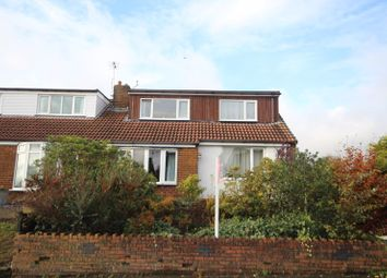 Thumbnail 3 bed semi-detached house for sale in Pennine Drive, Milnrow, Rochdale