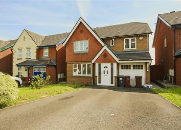 Thumbnail 4 bed detached house for sale in Pankhurst Close, Guide, Blackburn