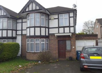 Thumbnail 3 bed end terrace house for sale in Christchurch Avenue, Harrow, Middlesex