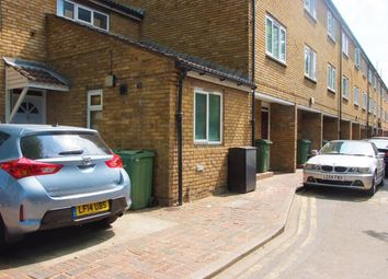 Thumbnail 4 bed detached house to rent in Mandela Street, London