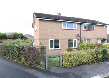 Thumbnail 2 bed semi-detached house for sale in Fellside Grove, Off Yewdale Road, Carlisle