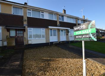 Thumbnail 3 bed terraced house for sale in Ashleigh Close, Paulton, Bristol