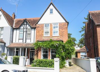 Thumbnail 5 bed semi-detached house for sale in Institute Road, Marlow