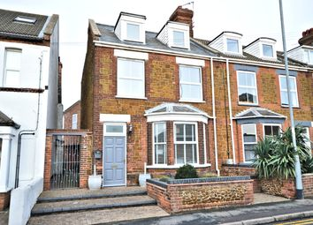 Thumbnail 5 bed end terrace house for sale in Westgate, Hunstanton