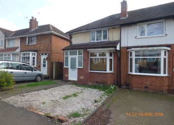 2 bed semi-detached house for sale in Birkenshaw Road, Birmingham B44