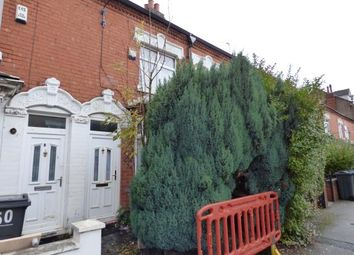Thumbnail 2 bed terraced house for sale in Knowle Road, Sparkhill, Birmingham, West Midlands
