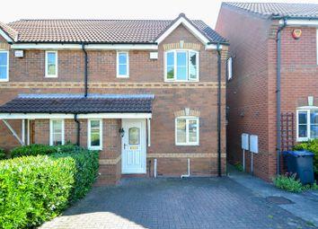 Thumbnail 3 bedroom semi-detached house for sale in Slingfield Road, Northfield, Birmingham