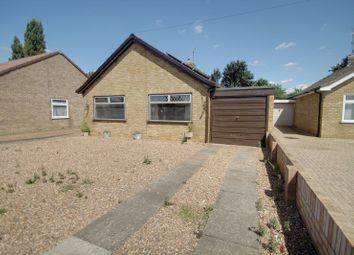 Thumbnail 2 bed bungalow for sale in Coneygree Road, Stanground, Peterborough
