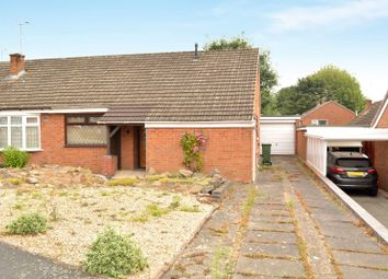 Thumbnail 2 bed bungalow for sale in Collaton Road, Wigston, Leicester
