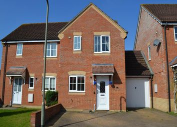 Thumbnail 2 bed semi-detached house to rent in Harebell Drive, Thatcham, Berkshire