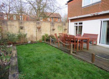 Thumbnail 3 bedroom semi-detached house for sale in Gibbwin, Great Linford, Milton Keynes