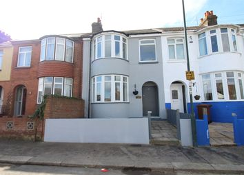Thumbnail 3 bed terraced house for sale in Watling Avenue, Chatham, Kent.