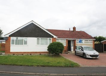 Thumbnail 2 bedroom semi-detached bungalow for sale in Rostherne Crescent, Widnes, Cheshire