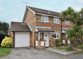 Thumbnail 3 bedroom end terrace house for sale in Ryves Avenue, Yateley