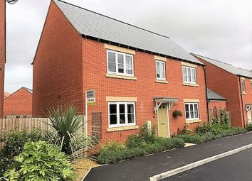 Thumbnail 4 bed semi-detached house to rent in Songthrush Road, Bodicote