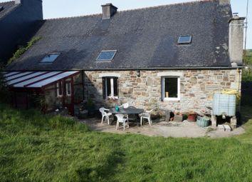 Thumbnail 3 bed detached house for sale in Locmaria-Berrien, Bretagne, 29690, France